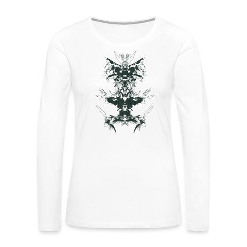 Magnoliids - Women's Premium Longsleeve Shirt