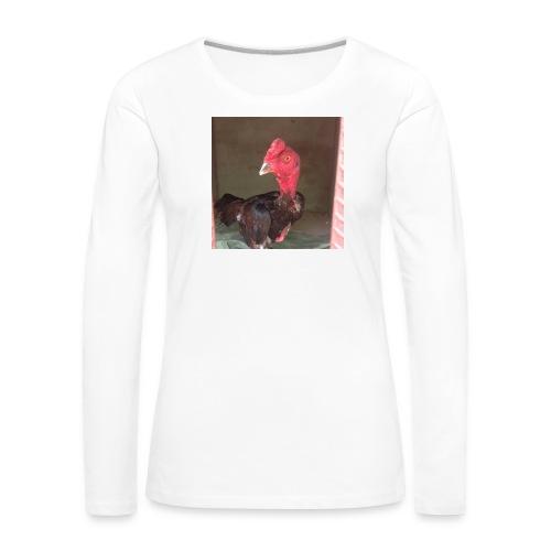 Cafe Gà Original - Women's Premium Longsleeve Shirt