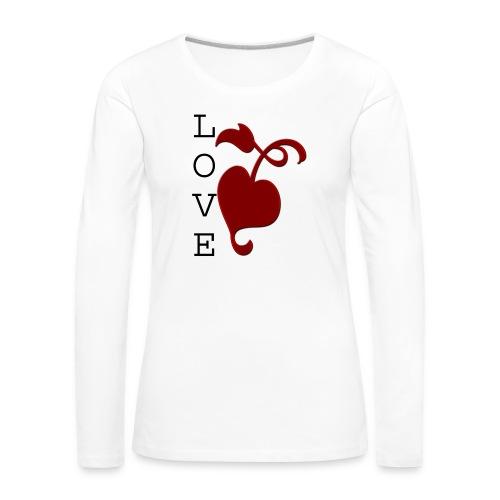 Love Grows - Women's Premium Longsleeve Shirt