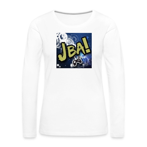 JBAGAMEZ - Women's Premium Longsleeve Shirt