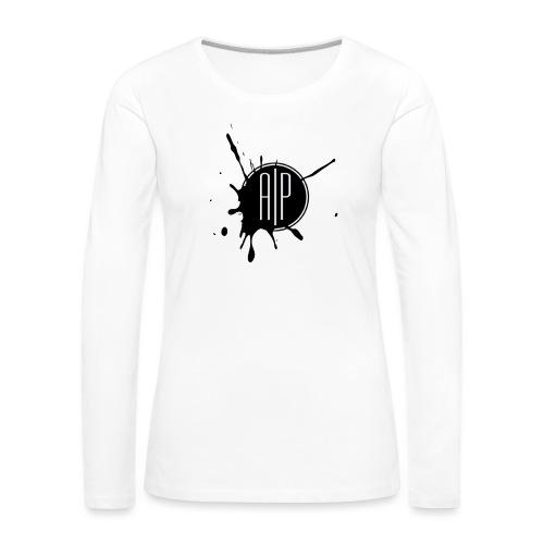 Atomic-Print - T-shirt manches longues Premium Femme