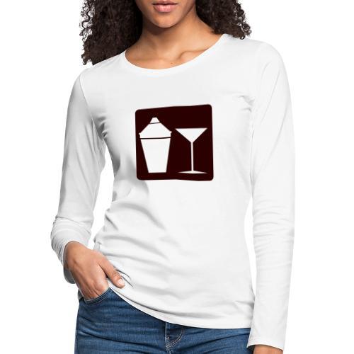 Alkohol - Frauen Premium Langarmshirt