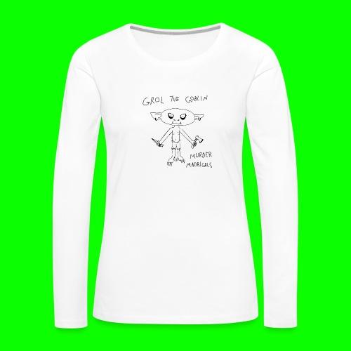 Murder Madrigals - Women's Premium Longsleeve Shirt
