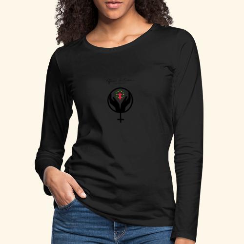 Affaires de Femmes - T-shirt manches longues Premium Femme