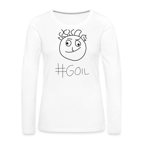 #Goil - Frauen Premium Langarmshirt
