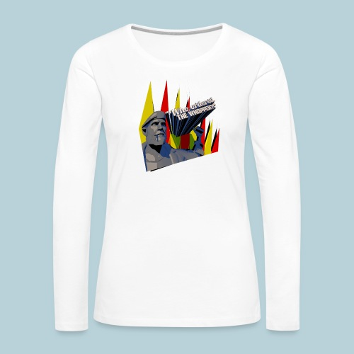 RATWORKS Whopper - Women's Premium Longsleeve Shirt