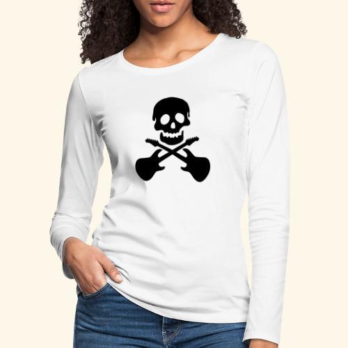 ANTI GEMA T-Shirt - Frauen Premium Langarmshirt