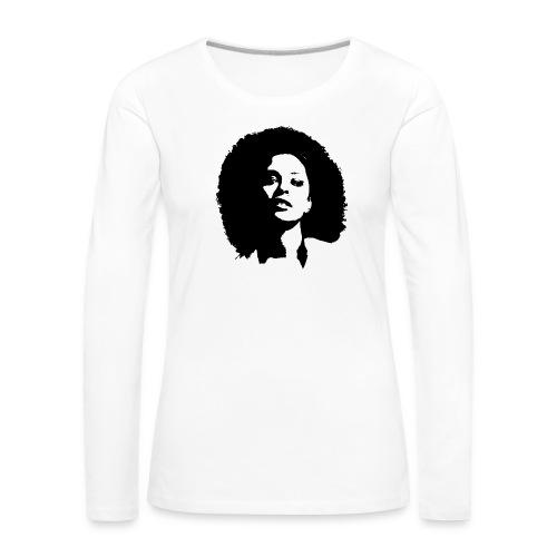 avenuelady - Vrouwen Premium shirt met lange mouwen