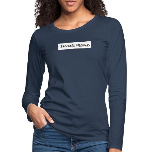 Raffaello_Sanzio_da_Urbin - Vrouwen Premium shirt met lange mouwen