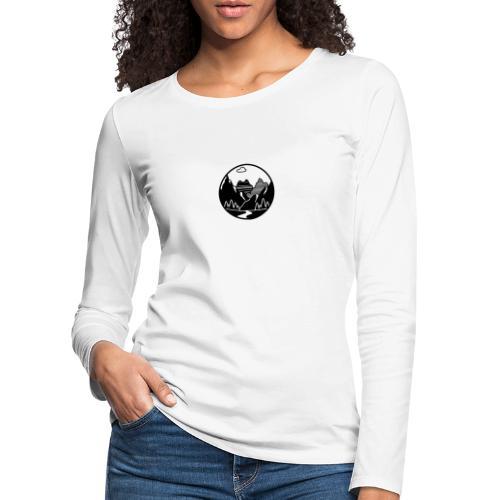MTB WayOfLife - Frauen Premium Langarmshirt