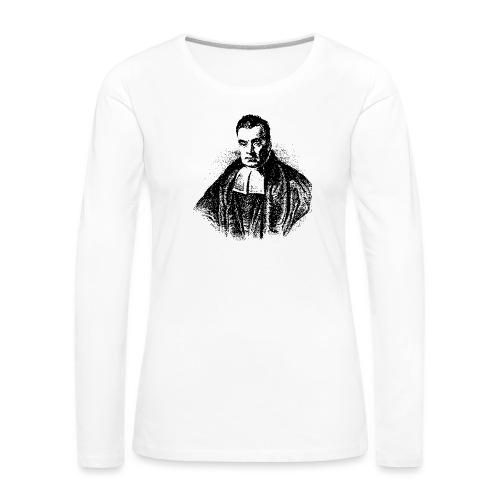 Women's Bayes - Women's Premium Longsleeve Shirt