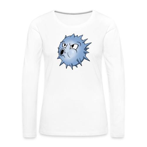 BLOWFISH! - Dame premium T-shirt med lange ærmer