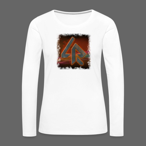 LPR Gaming BG Splash (Women) - Women's Premium Longsleeve Shirt