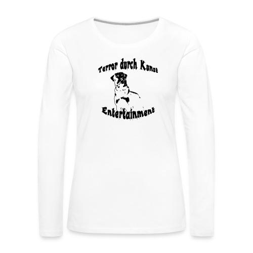 logoalt - Frauen Premium Langarmshirt