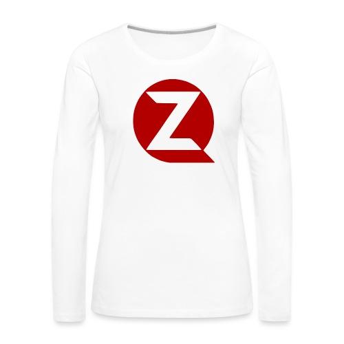 QZ - Women's Premium Longsleeve Shirt