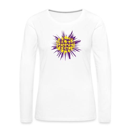 polo_revienta-png - Camiseta de manga larga premium mujer