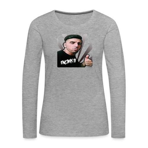 Enomis t-shirt project - Women's Premium Longsleeve Shirt
