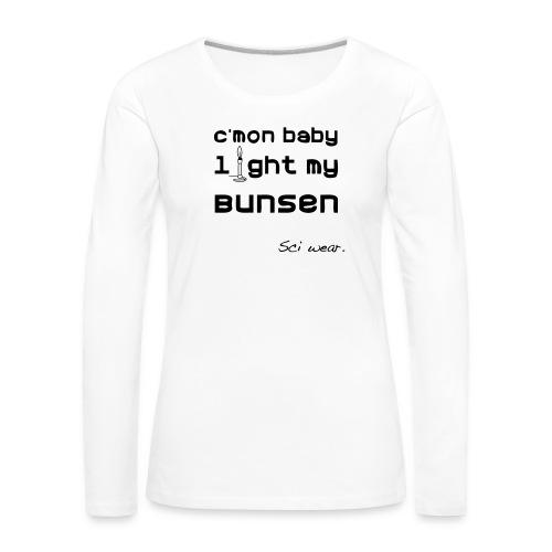 Bunsen - Women's Premium Longsleeve Shirt