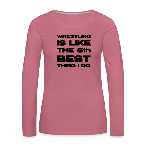 5thbest1 - Women's Premium Longsleeve Shirt