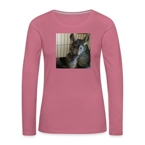 sisu - Naisten premium pitkähihainen t-paita