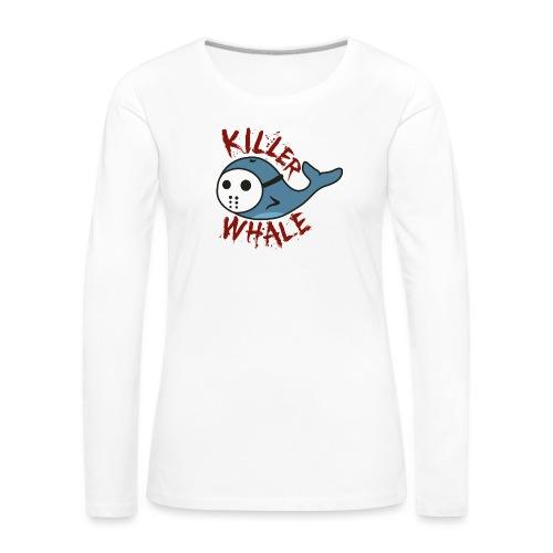 Killer Whale - Frauen Premium Langarmshirt