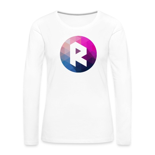 radiant logo - Women's Premium Longsleeve Shirt