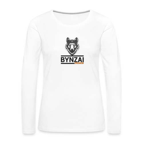 Mug Bynzai - T-shirt manches longues Premium Femme
