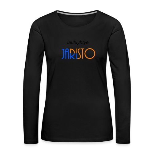 JaRisto Lauluyhtye - Naisten premium pitkähihainen t-paita