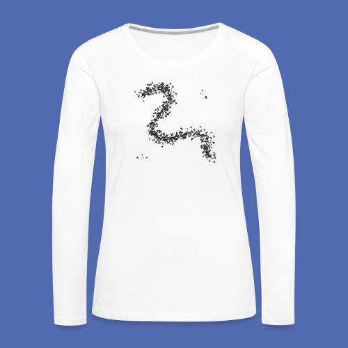 asdf-jpg - Maglietta Premium a manica lunga da donna