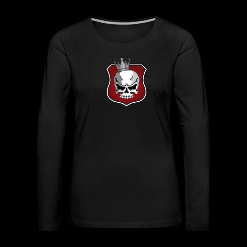 CrossFit Tuusula - Naisten premium pitkähihainen t-paita