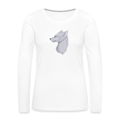 Wolf Skin - Women's Premium Longsleeve Shirt