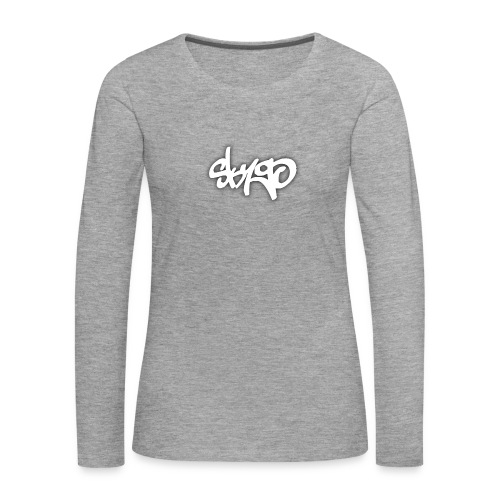 Skygo Men's T-Shirt - Women's Premium Longsleeve Shirt
