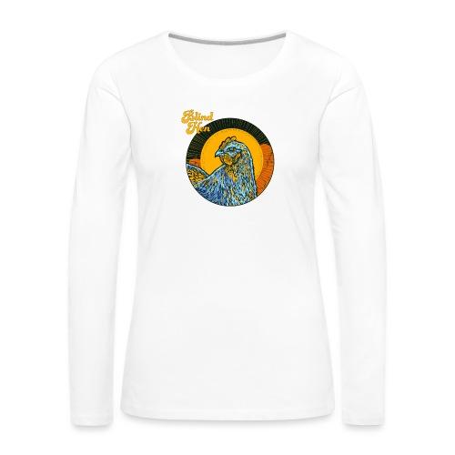 Catch - Zip Hoodie - Women's Premium Longsleeve Shirt