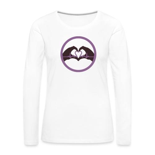 Logo ASC - T-shirt manches longues Premium Femme