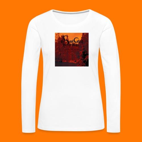 ASCP DAWN FRONT - Women's Premium Longsleeve Shirt