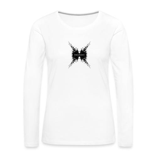 Endurance 1A - Women's Premium Longsleeve Shirt