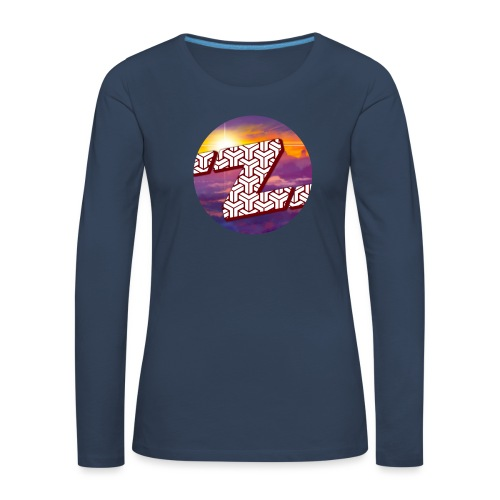 Zestalot Designs - Women's Premium Longsleeve Shirt