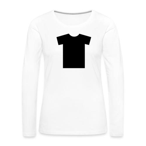 t shirt - T-shirt manches longues Premium Femme