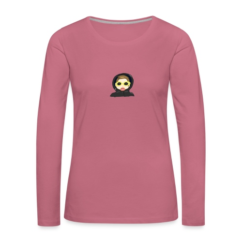 Portrait - Women's Premium Longsleeve Shirt