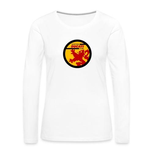 GIF logo - Women's Premium Longsleeve Shirt