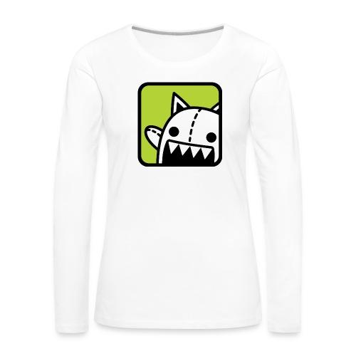Legofarmen - Långärmad premium-T-shirt dam