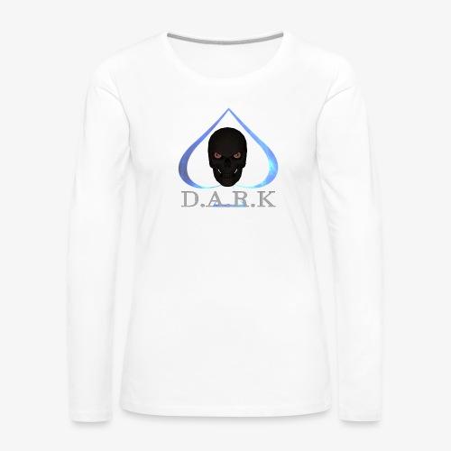 FB Logo 2017 trans halb - Women's Premium Longsleeve Shirt