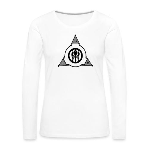 SCP Adventures at Site-19 - Women's Premium Longsleeve Shirt