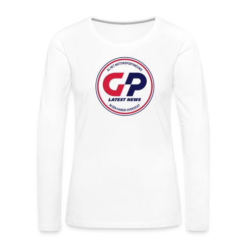 retro - Women's Premium Longsleeve Shirt
