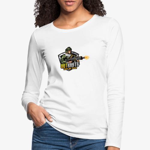 OutKasts [OKT] Logo 2 - Women's Premium Longsleeve Shirt