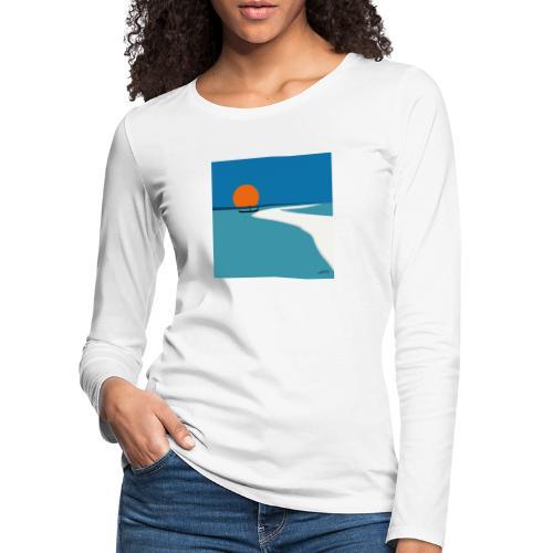 Polynesia - Women's Premium Longsleeve Shirt