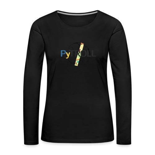 light logo spectral - Women's Premium Longsleeve Shirt