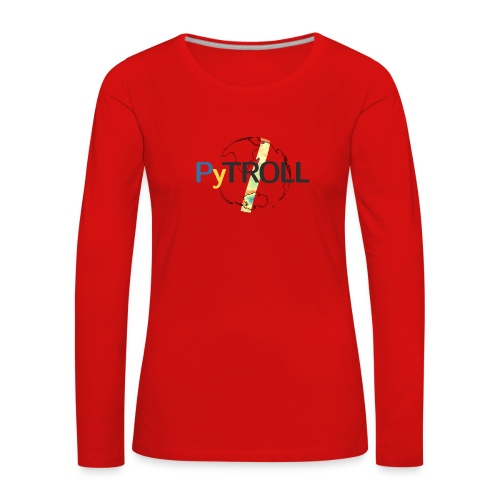 light logo spectral - Women's Premium Longsleeve Shirt
