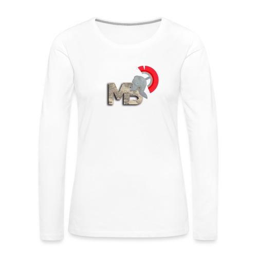 TheMBmulti Logo - Women's Premium Longsleeve Shirt