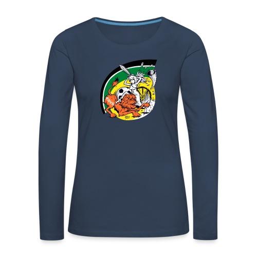 fortunaknvb - Vrouwen Premium shirt met lange mouwen